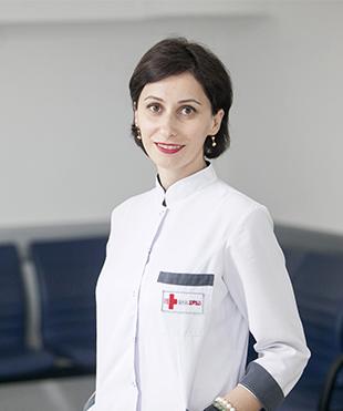 Екатерина Зоидзе