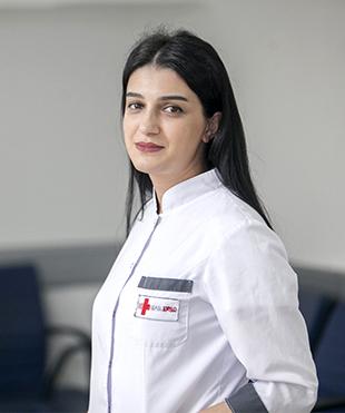 Мариам Партенадзе