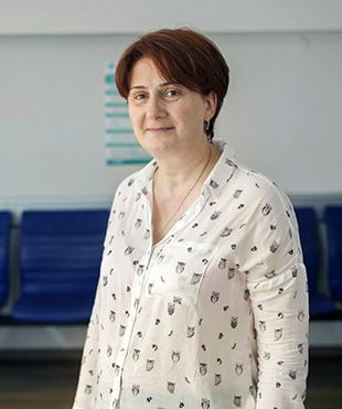 Нона Накашидзе